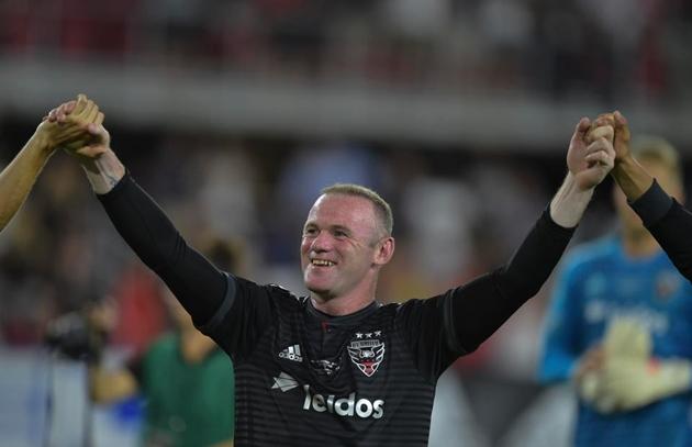 Rooney đá như thời trai trẻ, DC United thắng dễ Atlanta - Bóng Đá