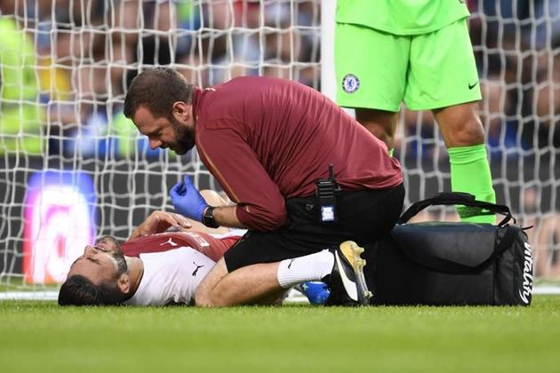 Cập nhận tình hình chấn thương Arsenal trước đại chiến Newcastle - Bóng Đá