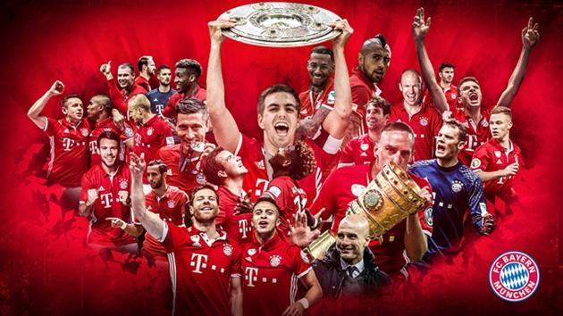 Muốn vô địch, Liverpool nhìn Bayern mà học tập! - Bóng Đá