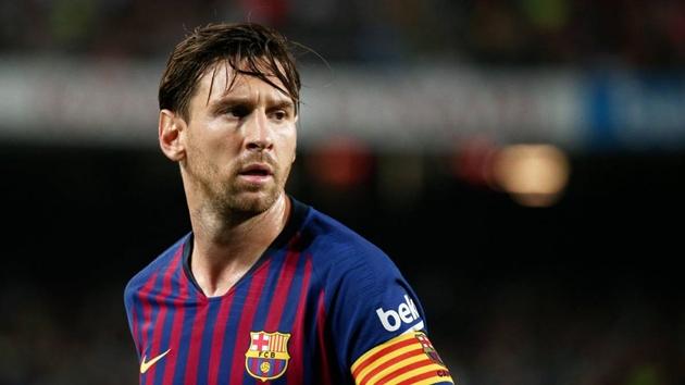 Messi xác nhận không tham gia The Best - Bóng Đá