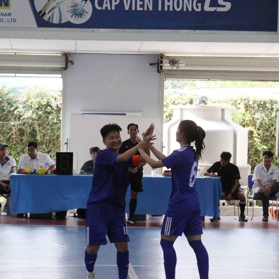 """Khai mạc giải đấu """"tuyển quân"""" cho ĐT futsal nữ Việt Nam - Bóng Đá"""