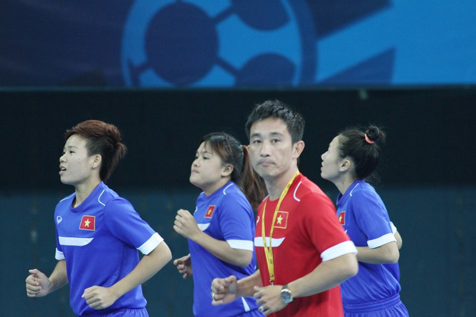 Tập huấn Trung Quốc và Thái Lan, ĐT futsal nữ Việt Nam hướng đến Top 8 châu Á - Bóng Đá