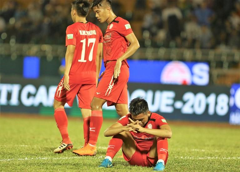 Thua đội gần bét bảng, HLV Miura không bỏ mục tiêu lọt top 3 cùng TP.HCM - Bóng Đá