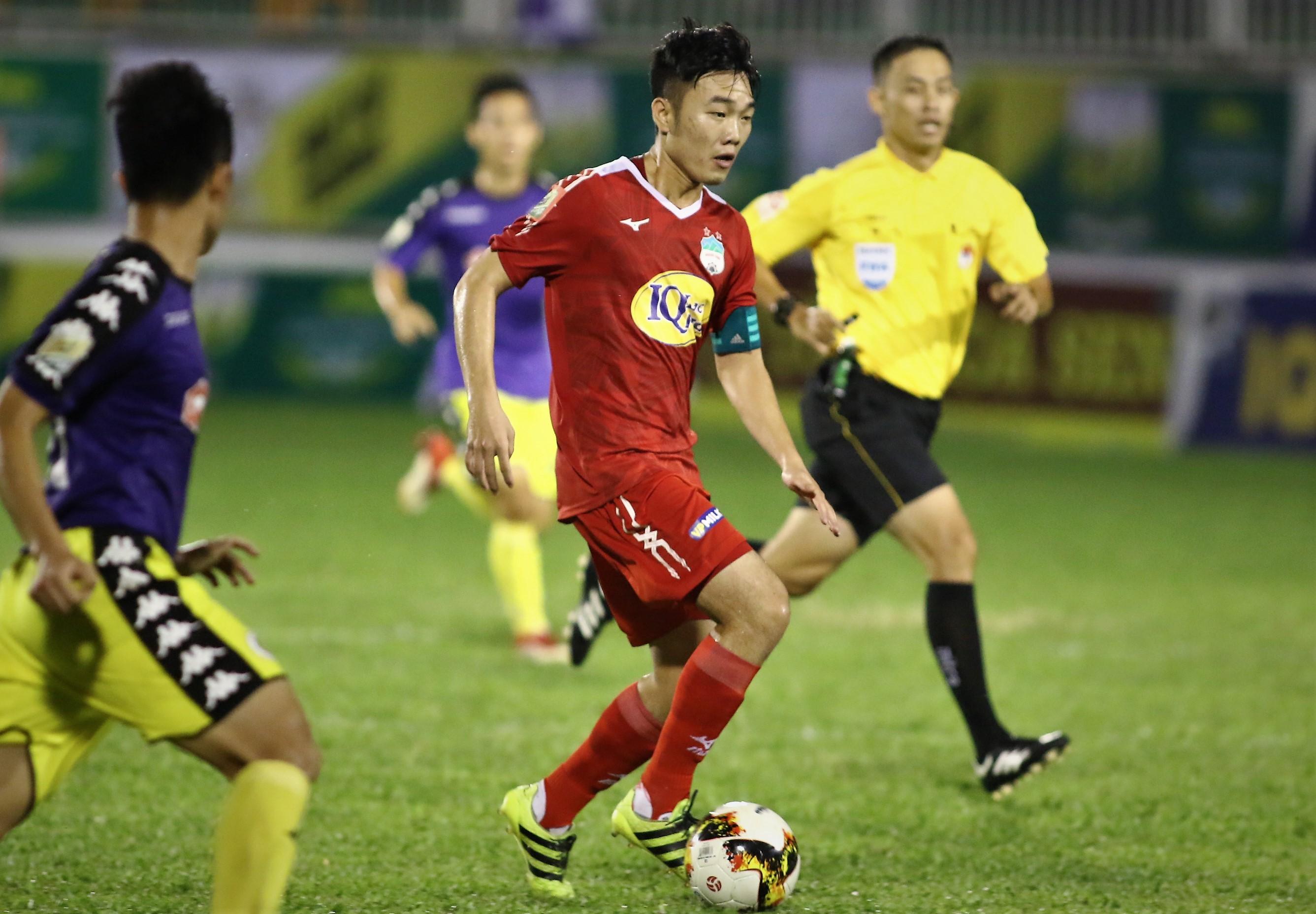 Top 5 chân sút nội ghi nhiều bàn thắng nhất V-League: Vinh danh 3 sao U23 - Bóng Đá