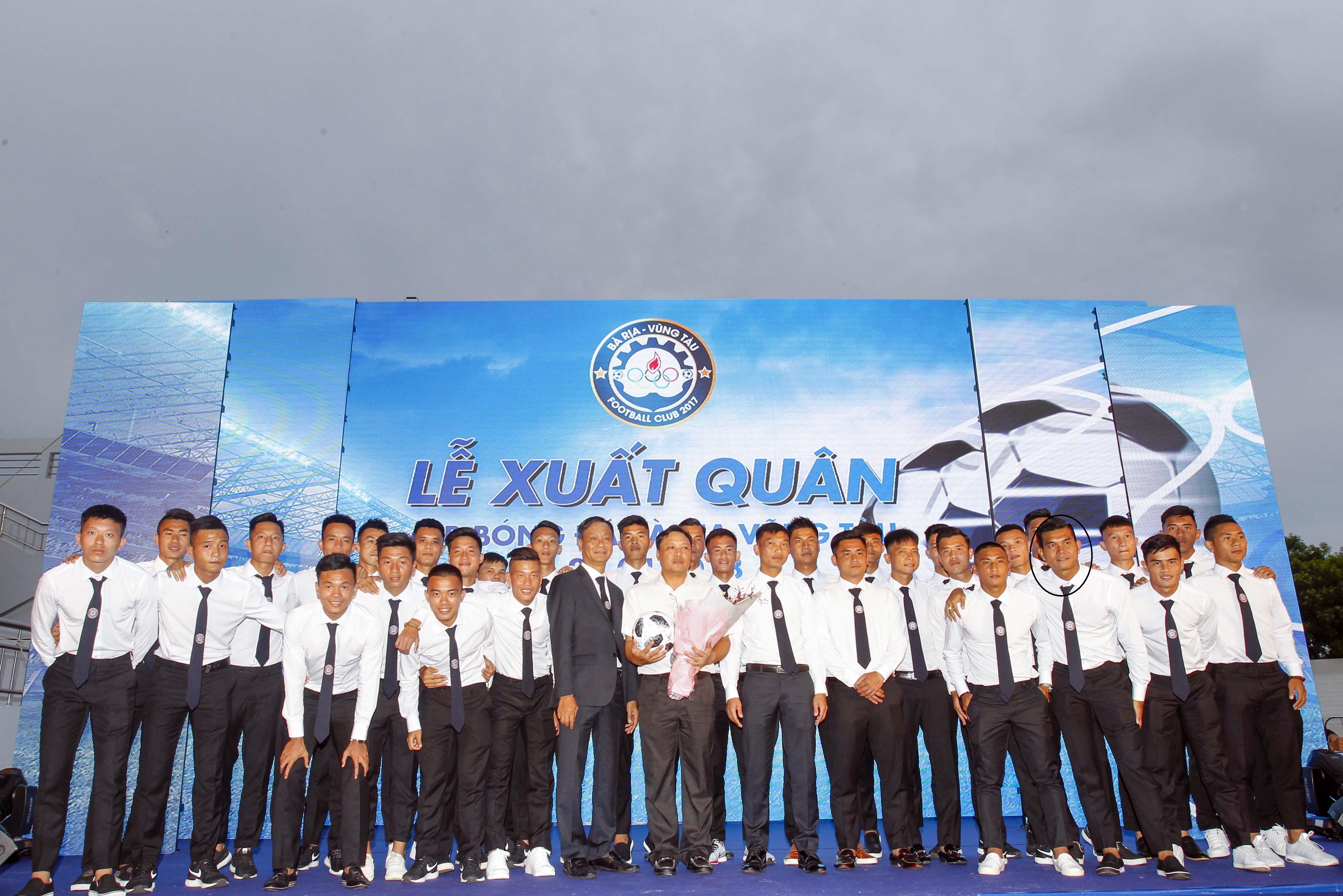 Chân dung cầu thủ Vũng Tàu rượt đánh trọng tài ở giải hạng nhì - Bóng Đá