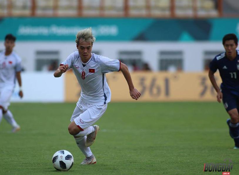 TRỰC TIẾP U23 Việt Nam 1-0 U23 Nhật Bản: Đức Chinh đánh đầu không vào - Bóng Đá