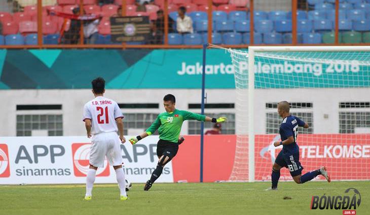 TRỰC TIẾP U23 Việt Nam 1-0 U23 Nhật Bản (H2): Nhật Bản tăng tốc - Bóng Đá