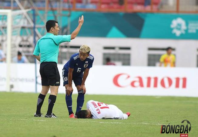 TRỰC TIẾP U23 Việt Nam 1-0 U23 Nhật Bản (H2): Nhật Bản tăng tốc, Tiến Dũng làm việc vất vả - Bóng Đá