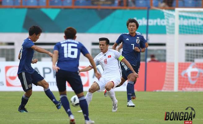 TRỰC TIẾP U23 Việt Nam 1-0 U23 Nhật Bản: Quang Hải ghi bàn - Bóng Đá