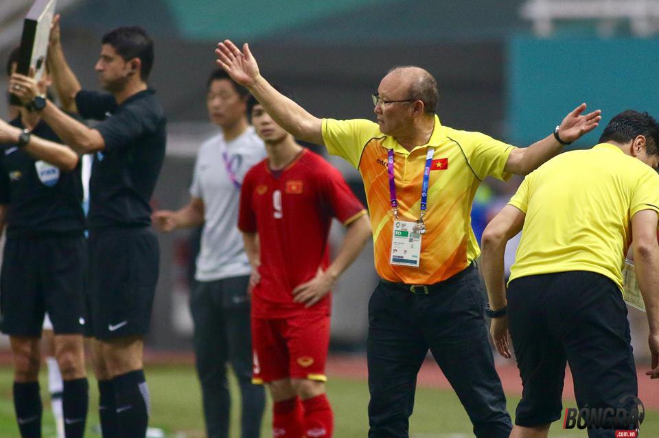 Lý do Văn Quyết không đá chính trận U23 Việt Nam thua Hàn Quốc - Bóng Đá