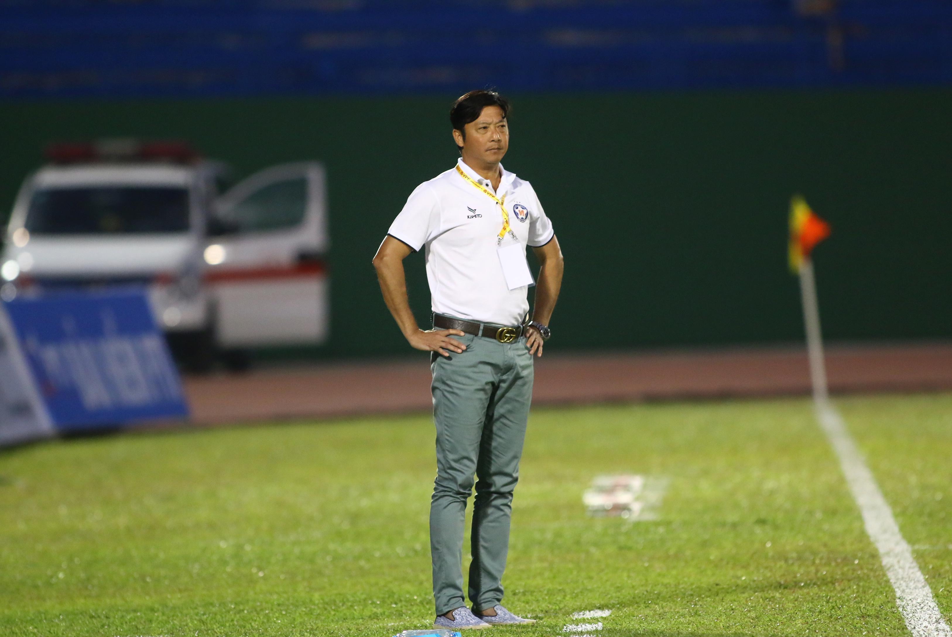 Trực tiếp SHB Đà Nẵng 0-0 Quảng Nam: Quyết chiến trận