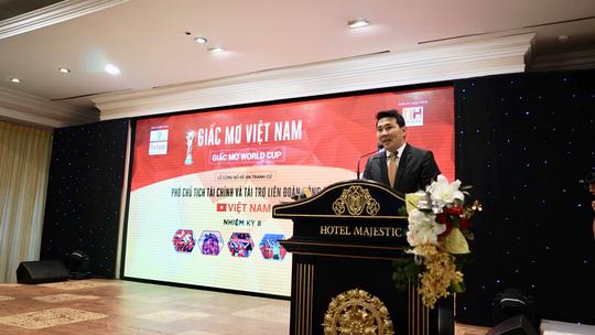 Ông Nghĩa từ chức, doanh nhân Hoài Nam không ứng cử VFF, Bầu Đức tiếp tục trả lương cho thầy Park? - Bóng Đá