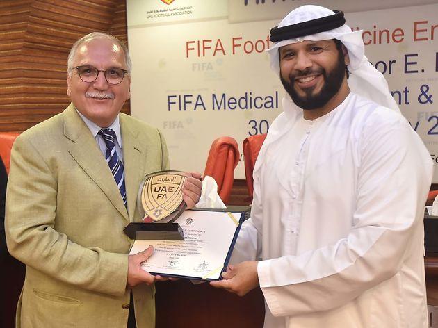 Chủ tịch LĐBĐ UAE lớn tiếng xem nhẹ các đội bóng Đông Nam Á - Bóng Đá