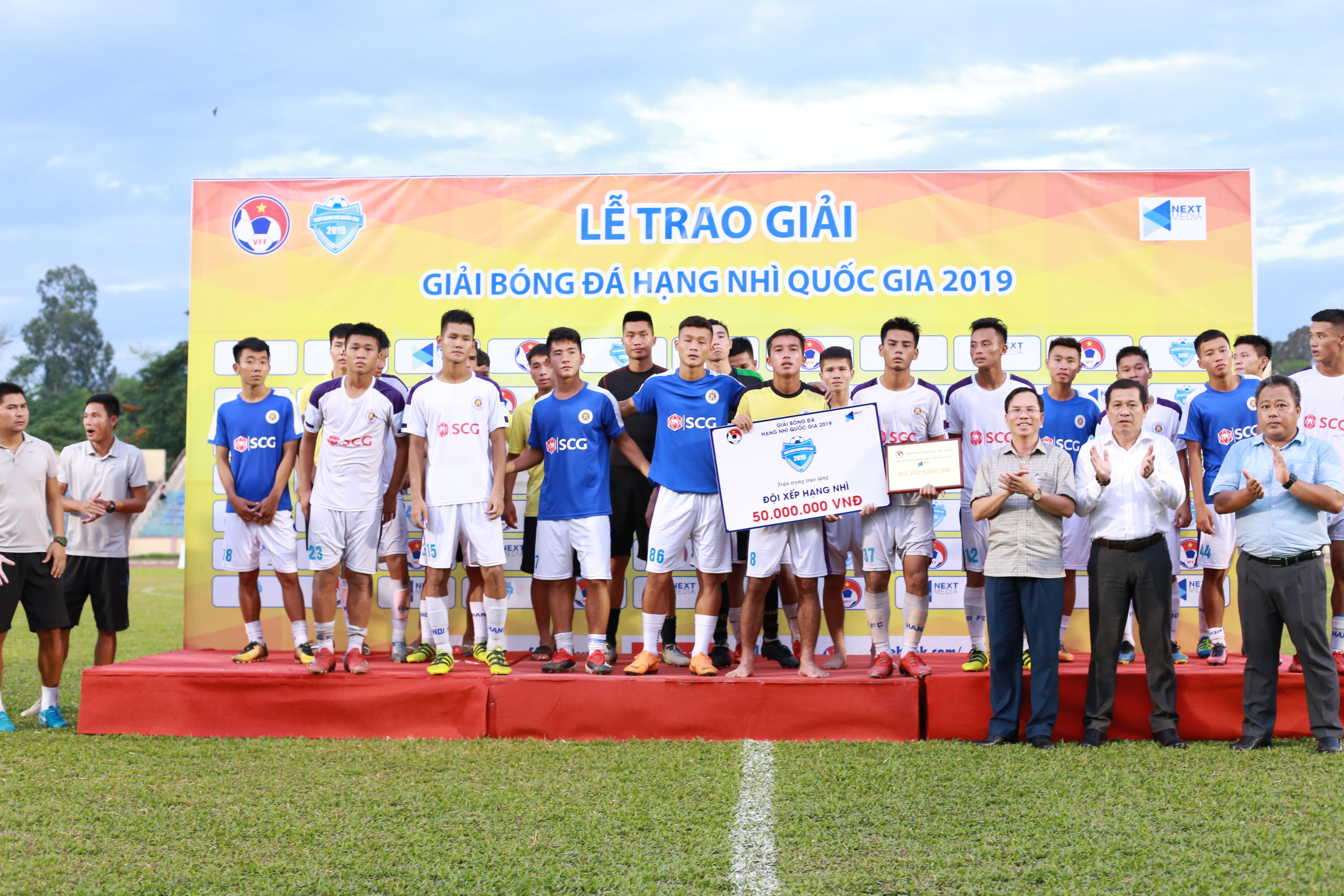 Bà Rịa Vũng Tàu lên chơi hạng nhất mùa giải 2020 - Bóng Đá