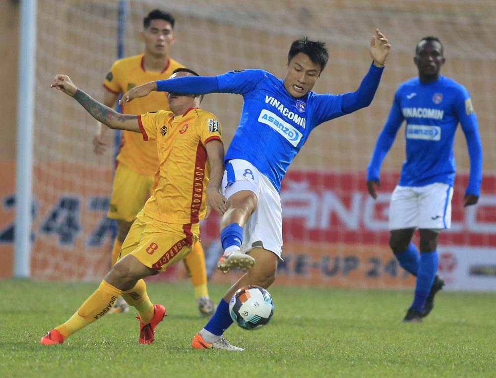 Trận thắng của Sanna Khánh Hòa ảnh hưởng như thế nào với cuộc đấu sinh tử V-League ? - Bóng Đá