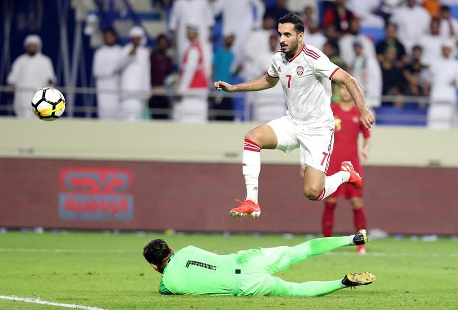 Ali Mabkhout -