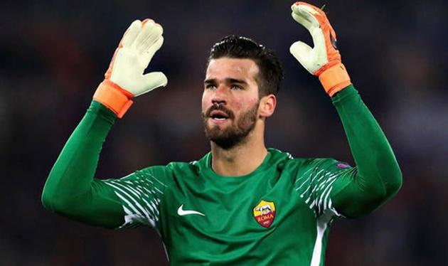 Chủ tịch Napoli mỉa mai thậm tệ AS Roma sau khi mua hụt Alisson - Bóng Đá