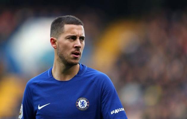 Trước trận đấu với Newcastle, Sarri thông báo tin buồn về Eden Hazard - Bóng Đá