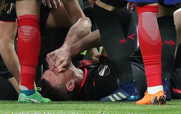 Tiết lộ SỐC quanh chấn thương của sao Arsenal - Bóng Đá