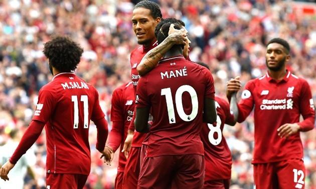 Liverpool khiến đối thủ 'tuyệt vọng' dù chưa đối đầu - Bóng Đá