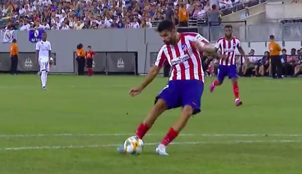 TRỰC TIẾP Real Madrid 0-4 Atletico Madrid: Diego Costa nhấn chìm Kền kền trắng (H1) - Bóng Đá