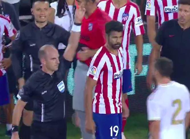 TRỰC TIẾP Real Madrid 1-6 Atletico Madrid: Hai tấm thẻ đỏ được rút ra cùng lúc (H2) - Bóng Đá