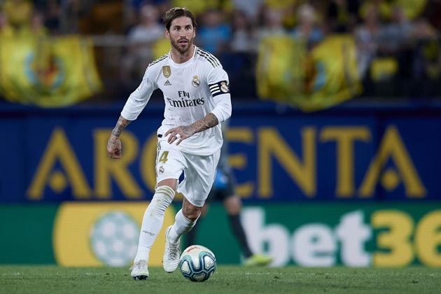 Sergio Ramos - 'Siêu tiền đạo' nhưng bị bắt đá phòng ngự | Bóng Đá