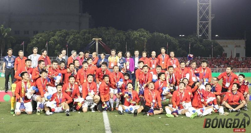 Đâu là tương lai của bóng đá Việt Nam sau tấm HCV lịch sử tại SEA Games? - Bóng Đá