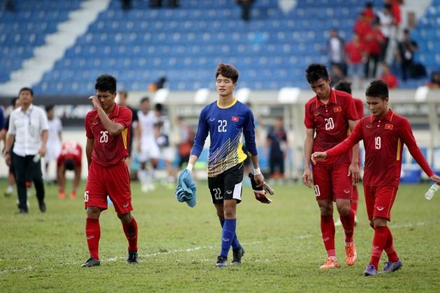 Trước trận đấu sinh tử, Việt Nam cần nhớ về nỗi đau SEA Games 2017 - Bóng Đá
