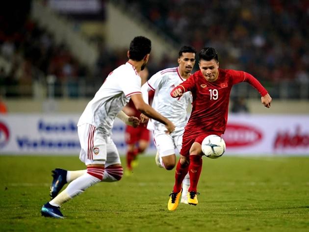 Góc nhìn: World Cup chào hàng Việt Nam bằng 'sản phẩm' UAE - Bóng Đá