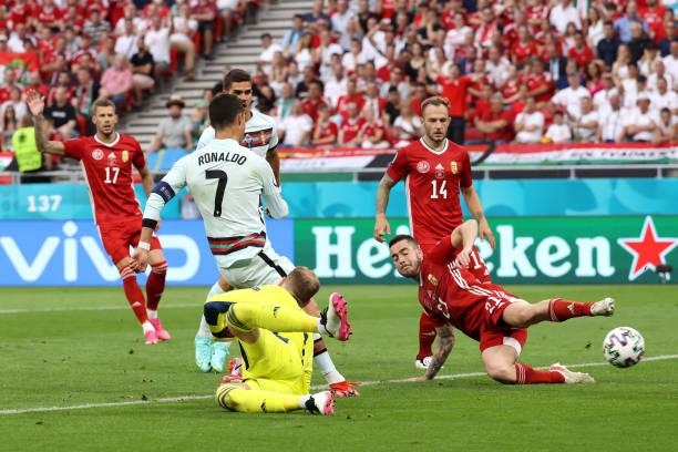 Ở châu Âu, Cristiano Ronaldo là vua! - Bóng Đá