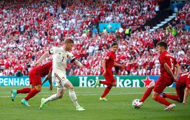 Góc nhìn: Đan Mạch có tất cả, chỉ thiếu mỗi... Kevin De Bruyne - Bóng Đá