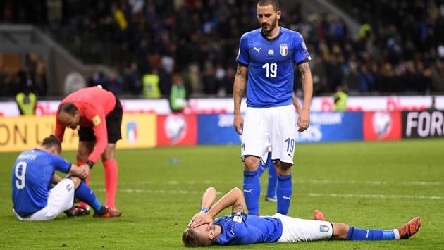 Sau mỗi lần khủng hoảng, Italy luôn trở lại vô cùng đáng sợ - Bóng Đá
