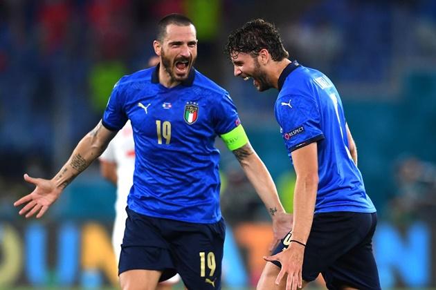 Quên Catenaccio, Italy giờ là bậc thầy về gây sức ép lên phần sân đối thủ - Bóng Đá