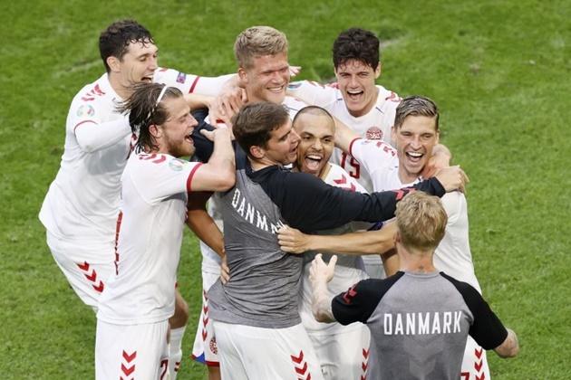 Đan Mạch lột xác ngoạn mục, đủ sức thách thức tham vọng của người Anh - Bóng Đá