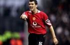 5 đội trưởng vĩ đại nhất lịch sử Man United