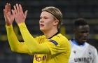 CHÍNH THỨC! Dortmund mất Haaland đến tháng Giêng