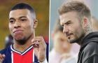 Beckham tiết lộ đối tác thi đấu trong mơ của mình
