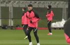 Liverpool nhận tin cực vui trên sân tập