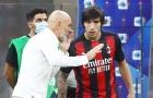 'Pirlo 2.0' nhận thẻ đỏ, HLV AC Milan có hành động đặc biệt