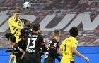 Tam tấu xuất trận, Dortmund vẫn nhận cái kết đắng