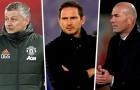 Solskjaer, Lampard và 10 danh thủ nổi bật nhất trên băng ghế HLV