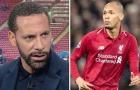Ferdinand: 'Fabinho đáng lẽ phải bị đuổi khỏi sân'