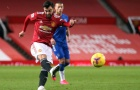 Van Persie phát rồ với một ngôi sao Man United trước Everton