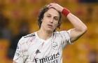 Ngồi lại với ban lãnh đạo, David Luiz chốt luôn tương lai