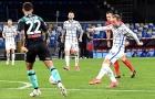 Sai lầm tai hại, Inter Milan chia điểm trước Napoli