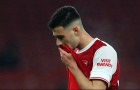 Arteta nói thẳng về 'kẻ thất sủng' Arsenal