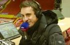 Neville chỉ thẳng 3 vị trí Man Utd cần bổ sung lập tức