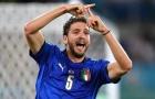 Arsenal hỏi mua chân chuyền của Ý ở EURO 2020