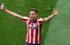 'Tôi không nghĩ Liverpool đã hỏi mua Saul'
